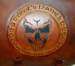 Dyrvik´s Leather Logo